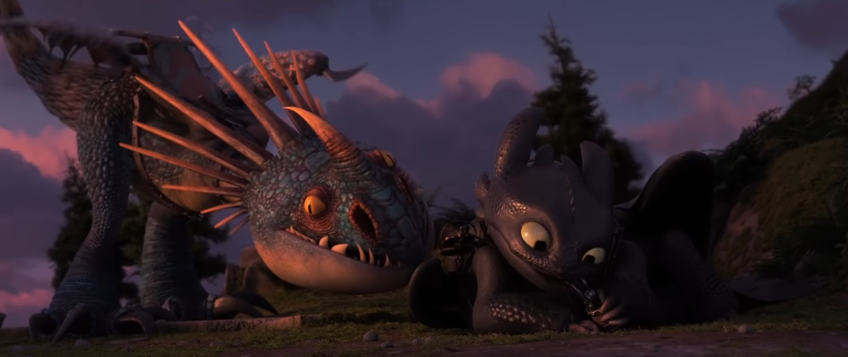 Draghi - Dragon Trainer il mondo nascosto - film di animazione 2019 - film Dreamworks - Draghi - How to Train Your Dragon: The Hidden World