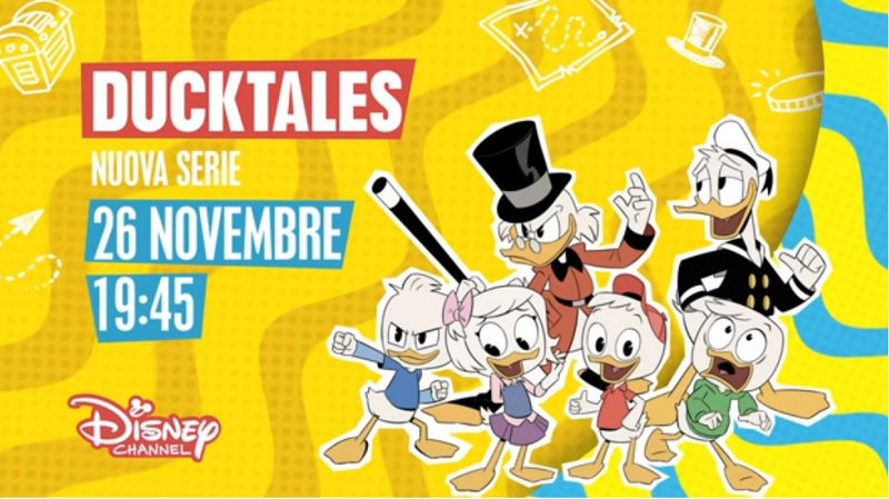 Ducktales cartoni animati