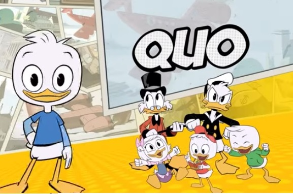 Ducktales personaggi Quo paperi qui quo qua Disney Channel