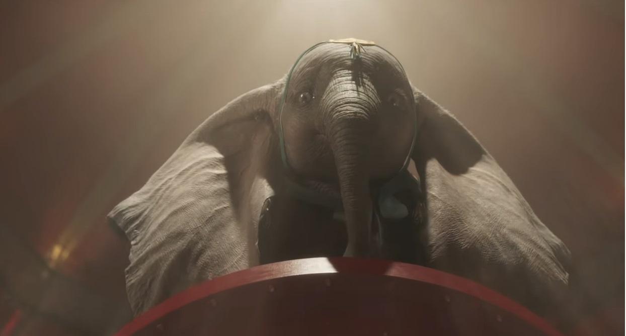 Bimbo mio la canzone di Dumbo cantata da Elisa - Colonna sonora Dumbo