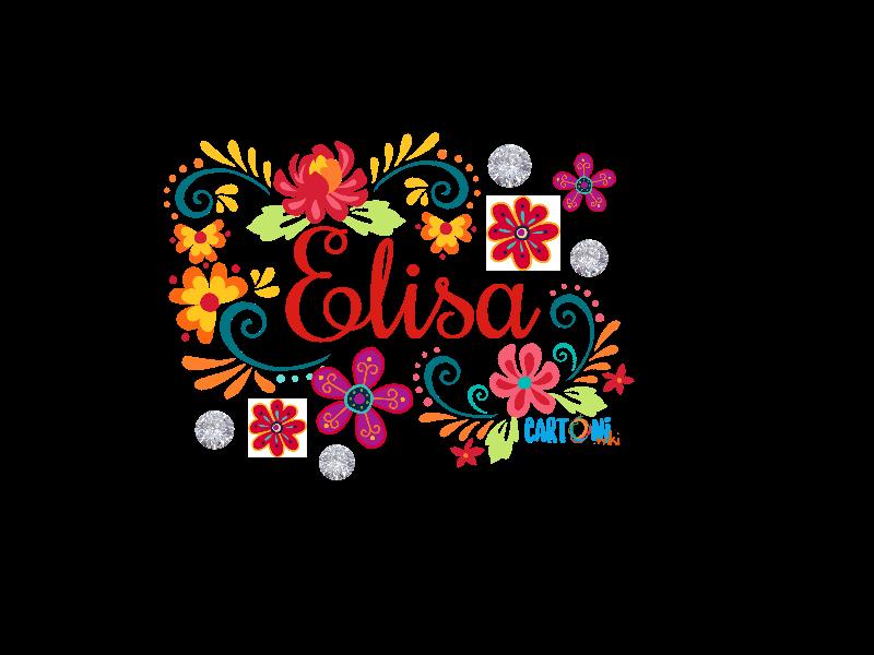 Elisa Elena di Avalor - Nomi