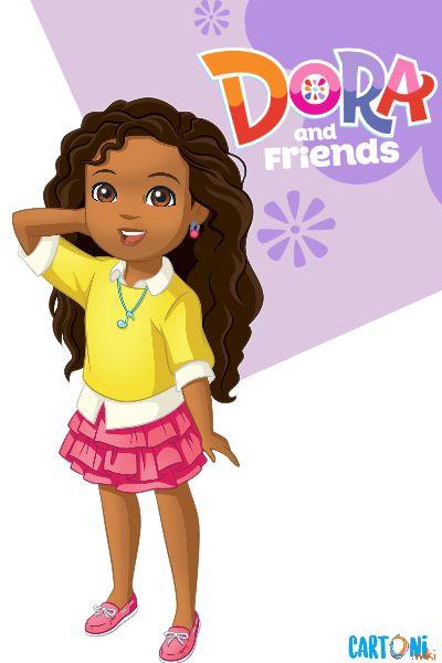 Scopri i personaggi di dora and friends cartoni animati