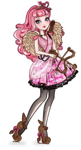 Ever After High C.A. Cupid personaggio cartone animato