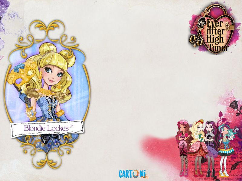 Ever After High Cards