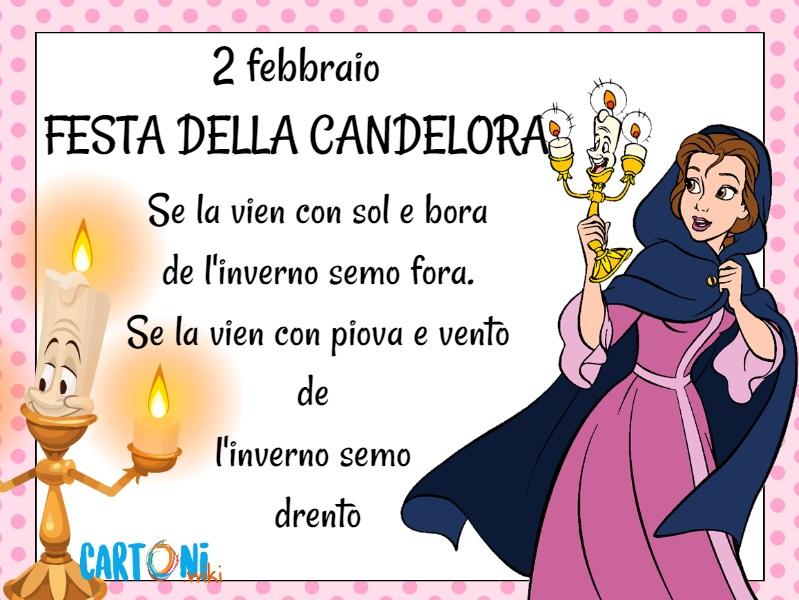 Festa della Candelora 2 febbraio - Buongiorno