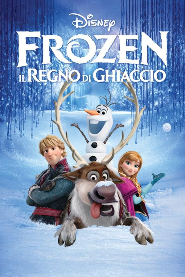 Frozen Il regno di ghiaccio elenco film disney  poster lista completa