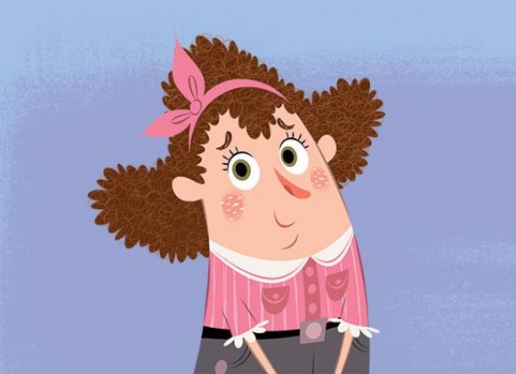 Greta Floopaloo cartoni animati Flapacha ou es tu? persoanggi characters scoiattolo