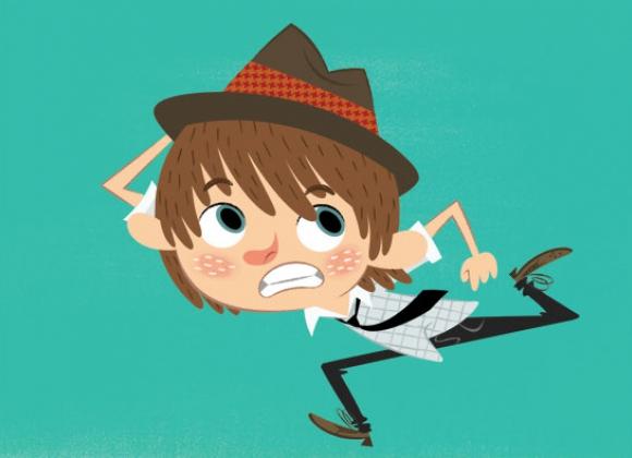 Matt Floopaloo cartoni animati Flapacha ou es tu? persoanggi characters