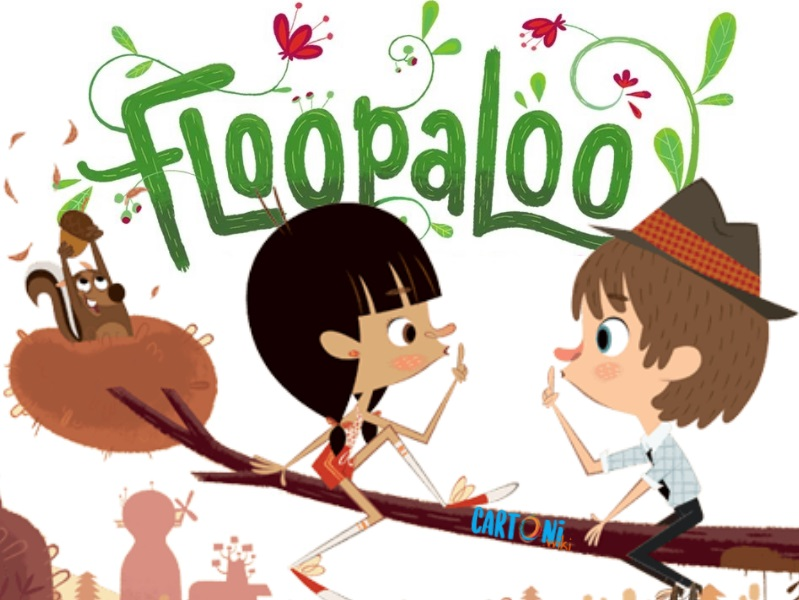 Floopaloo - Cartoni animati