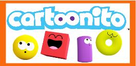cartoonito logo guida tv canali DDT programmazione oggi in tv cartoni animati