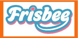 frisbee logo guida tv canali DDT programmazione oggi in tv cartoni animati