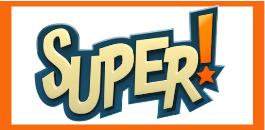 Super tv logo guida tv canali DDT programmazione oggi in tv cartoni animati