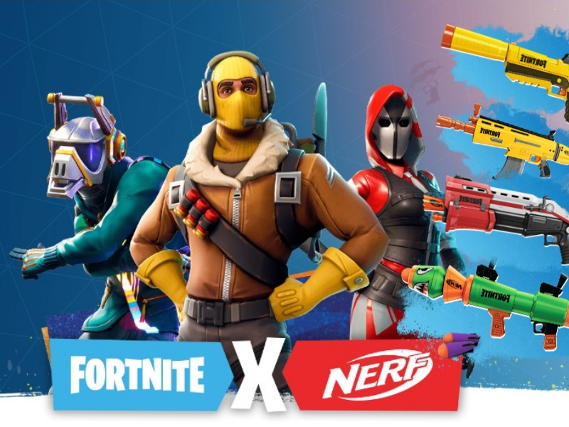Hasbro Nerf Fortnite