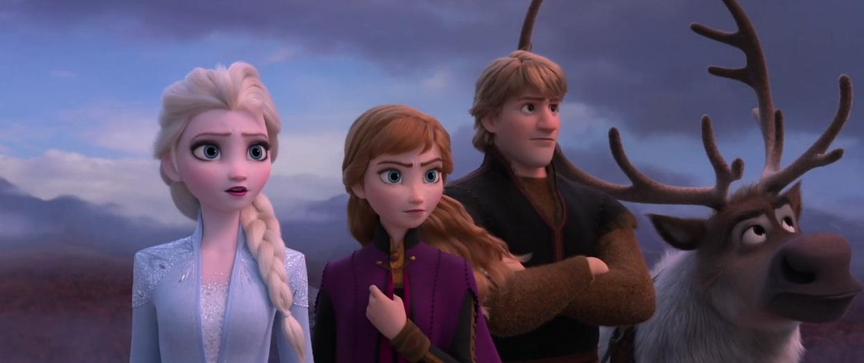 Frozen 2 il segreto di Arendelle film disney 2019 trailer teaser immagini poster