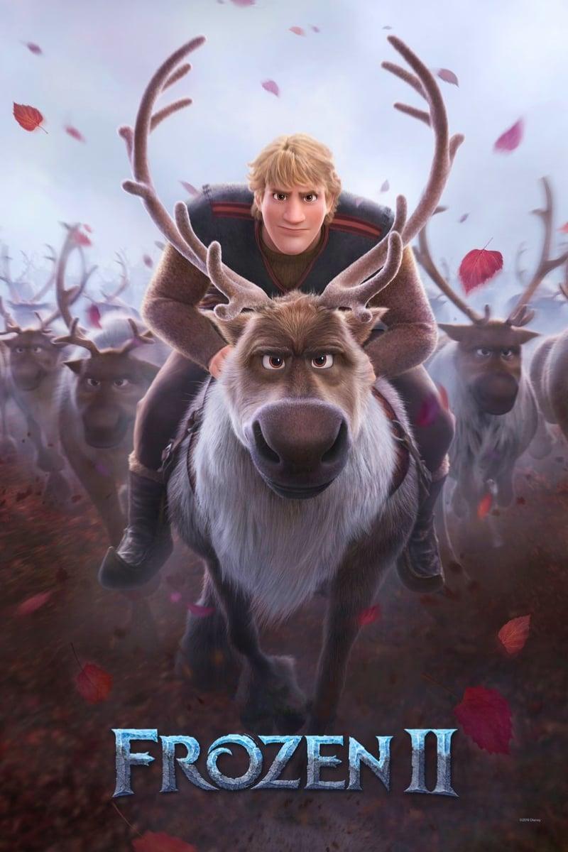 Frozen 2 Kristoff e Sven