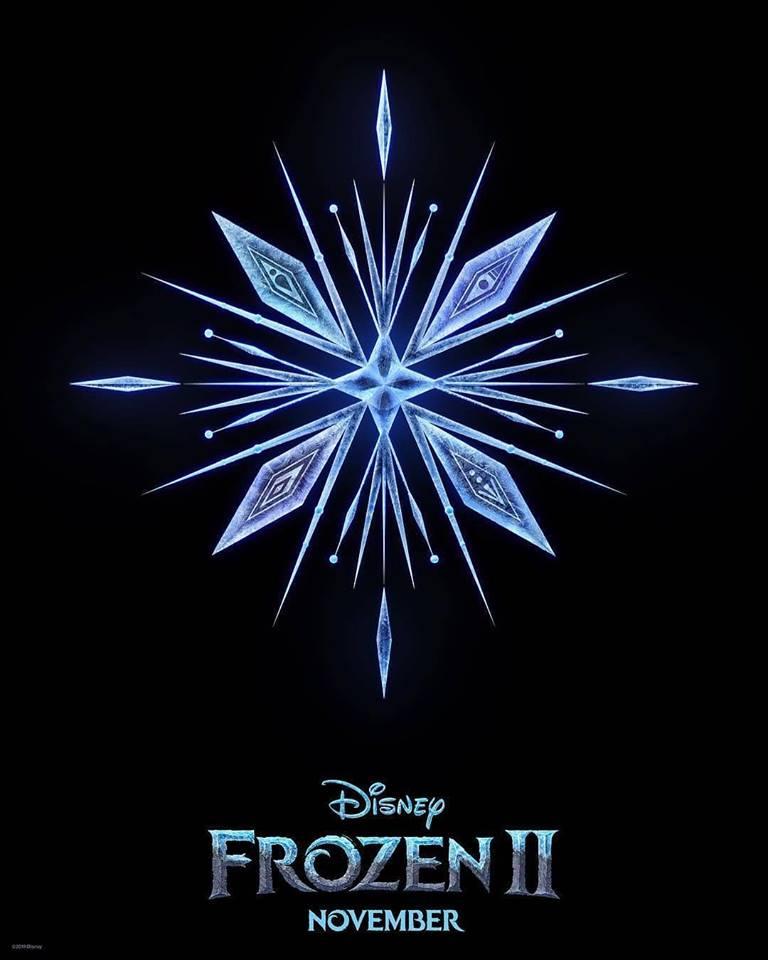 Frozen 2 Primo poster del film  - Poster