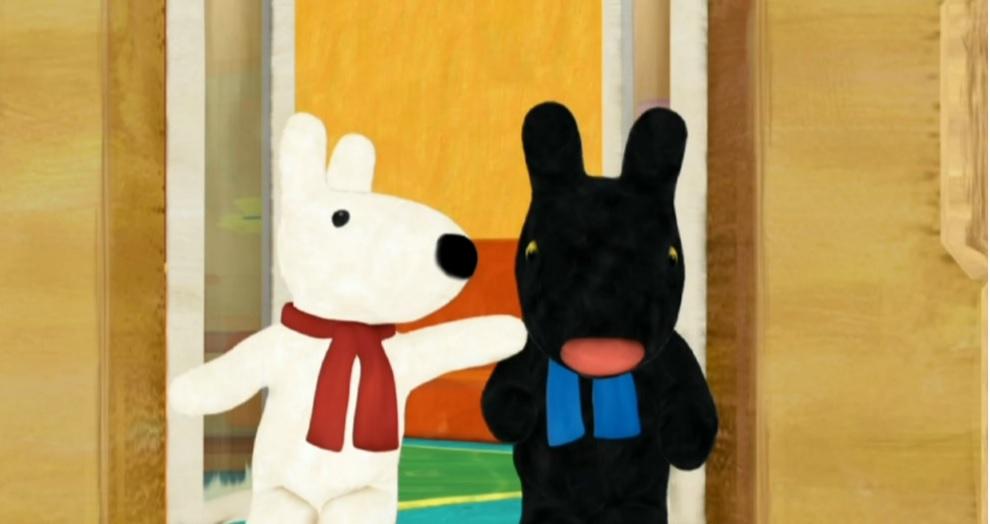 Gaspard e Lisa - Cartoni animati