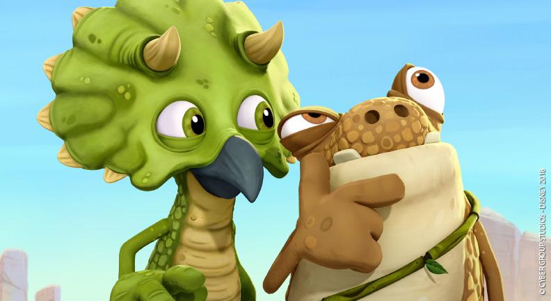 Gigantosaurus cartoni animati prescoalri disney junior cartone dinosauri