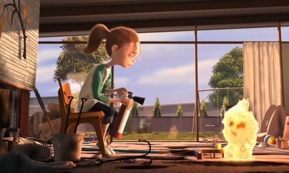 Gli incredibili 2 Jack Jack poteri personaggi film di animazione Diseny Pixar trailer