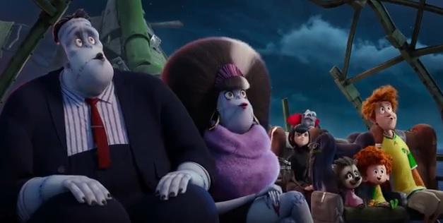 Hotel Transylvania 3 Una vacanza mostruosa - Film di animazione 2018 - Sony - Frankestein Eunice