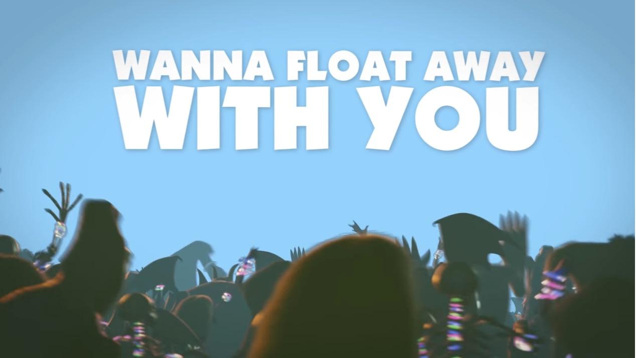 Eric Nam Float Lyric Video Hotel Transylvania 3 Summer Vacation una vacanza mostruosa - canzoni - musica - soundtrack