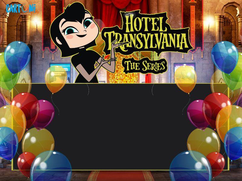 Hotel Transylvania Biglietto di auguri - Biglietti di auguri, cartoline, auguri, greeting cards, invitations, party