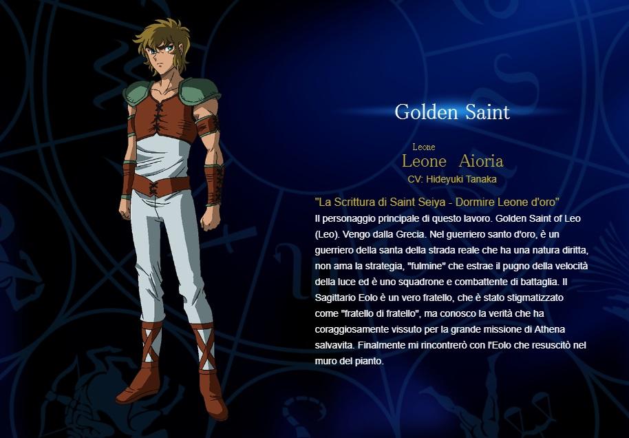 Leone - I cavalieri dello zodiaco personaggi - saint seiya personaggi - saint seiya soul of gold - saint seiya personaggi - saint seiya characters - animae - cartoni animati