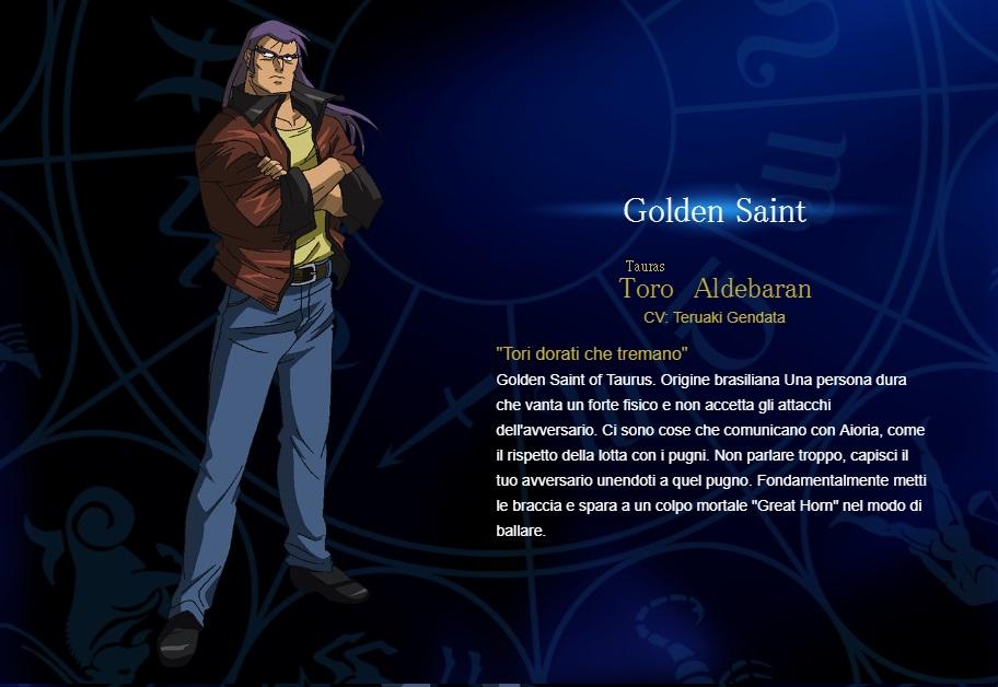 Toro - I cavalieri dello zodiaco personaggi - saint seiya personaggi - saint seiya soul of gold - saint seiya personaggi - saint seiya characters - animae - cartoni animati