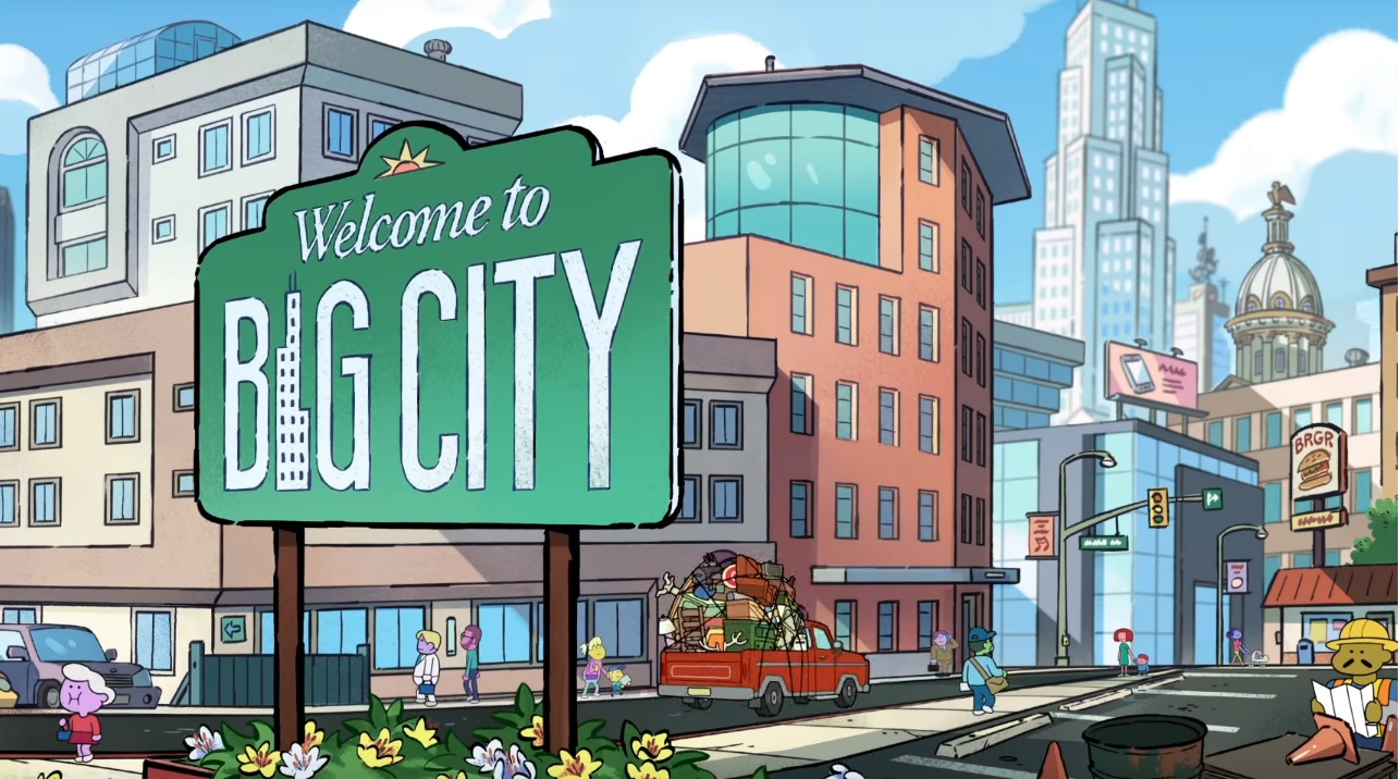 I greens in città sigla iniziale - Sigle cartoni animati