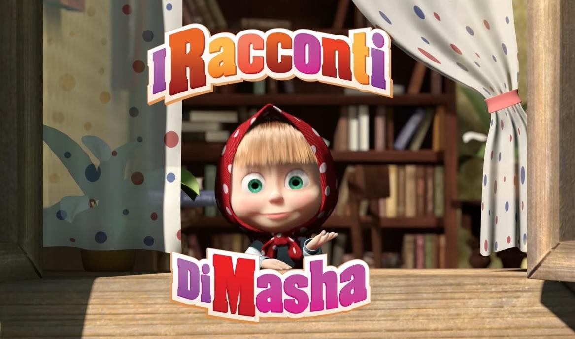 I racconti di Masha e Orso