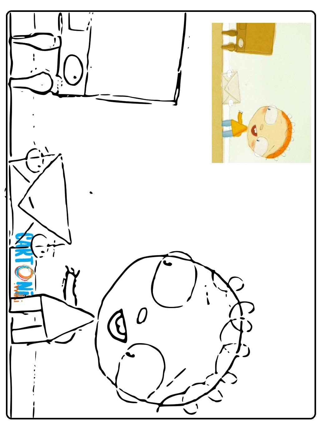 Disegni il giorno in cui Henry incontrò - Disegni da colorare