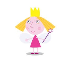 Il piccolo Regno di Ben e Holly - Personaggi - Principessa Holly - Fata - cartoni animati - cartone animato - Bambini età prescolare - 0-3 anni - Rai Yoyo