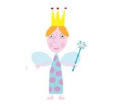 Il piccolo Regno di Ben e Holly - Personaggi - Regina Cardo - Fata - cartoni animati - cartone animato - Bambini età prescolare - 0-3 anni - Rai Yoyo