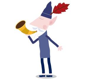 Il piccolo Regno di Ben e Holly - Personaggi - Saggio Elfo - Elfo - cartoni animati - cartone animato - Bambini età prescolare - 0-3 anni - Rai Yoyo
