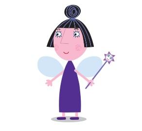Il piccolo Regno di Ben e Holly - Personaggi - Tata Susina - Fata - cartoni animati - cartone animato - Bambini età prescolare - 0-3 anni - Rai Yoyo