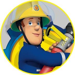 Sam il pompiere - cartoni animati - cartonito - personaggi fireman Sam - characters