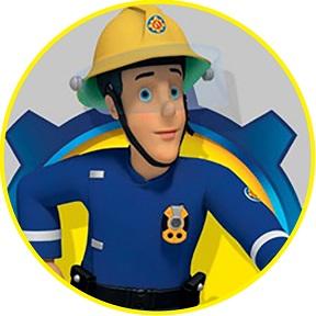 Sam il pompiere - ELVIS CRIDLINGTON - cartoni animati - cartonito - personaggi fireman Sam - characters
