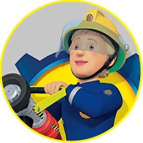 Sam il pompiere - PENNY MORRIS - cartoni animati - cartonito - personaggi fireman Sam - characters