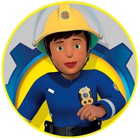 Sam il pompiere - ELLIE PHILLIPS - cartoni animati - cartonito - personaggi fireman Sam - characters