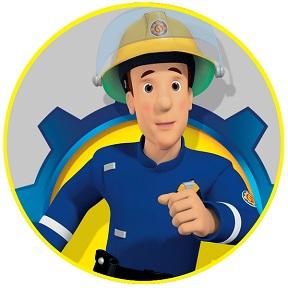 Sam il pompiere - ARNOLD MCKINLEY - cartoni animati - cartonito - personaggi fireman Sam - characters