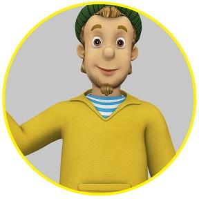 Sam il pompiere - CHARLIE JONES - cartoni animati - cartonito - personaggi fireman Sam - characters