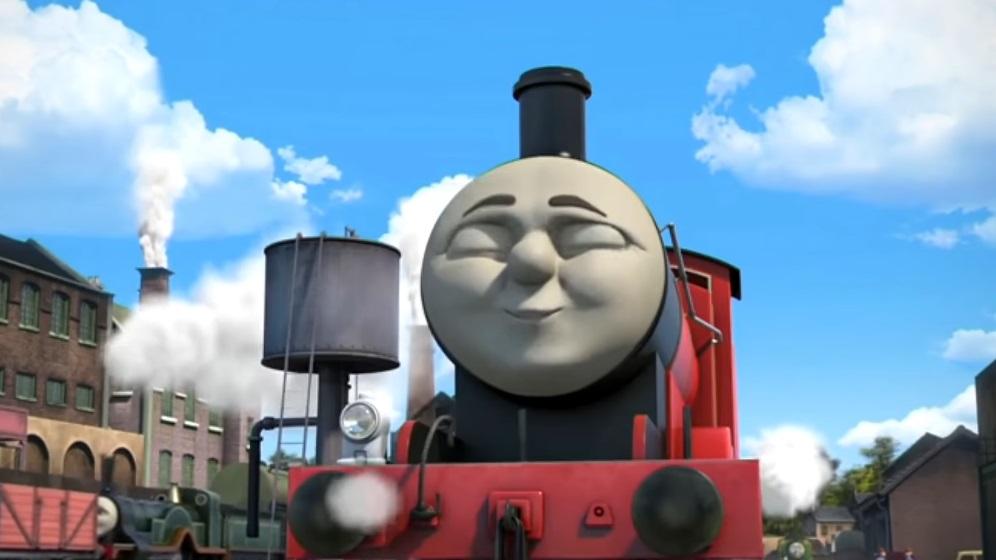 Bob il treno vecchio re cole rime per bambini italiane