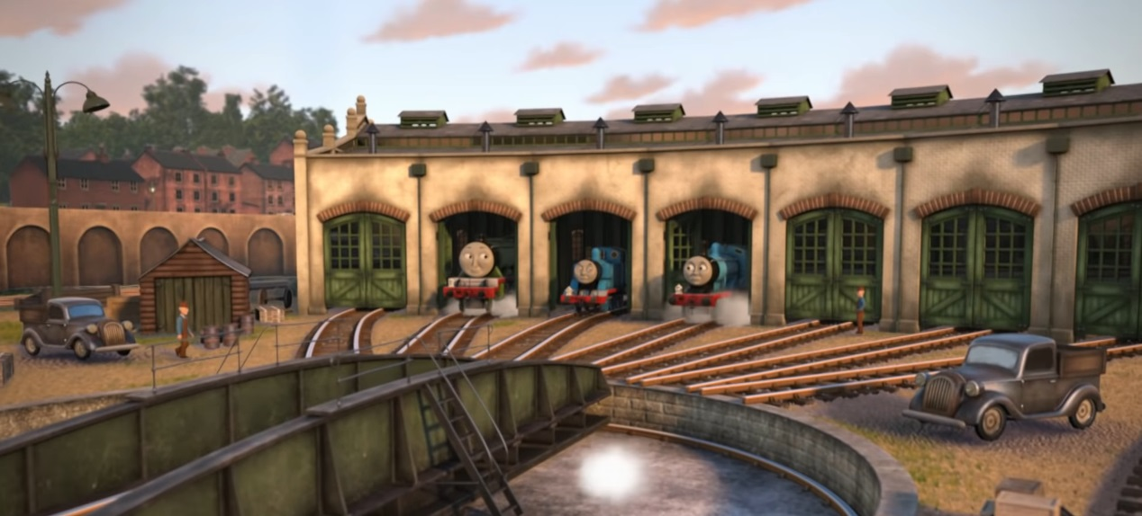 Il trenino Thomas Sigla - Sigle cartoni animati