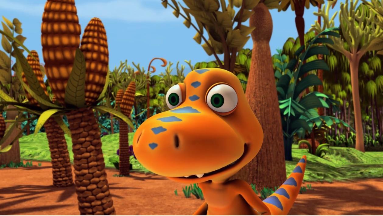Sigla Il treno dei dinosauri - Sigle cartoni animati