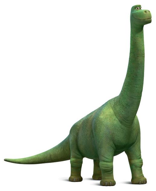 Il viaggio di Arlo - Papo Henry - The good dinousaur - Film di animazione Disney Pixar