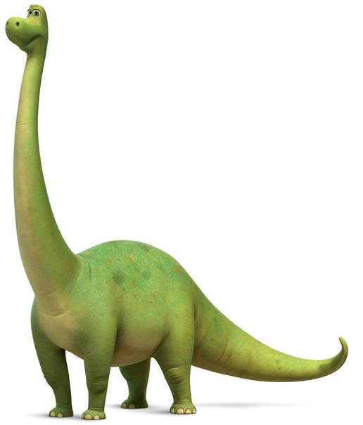 Il viaggio di Arlo - Mamma Ida - The good dinousaur - Film di animazione Disney Pixar