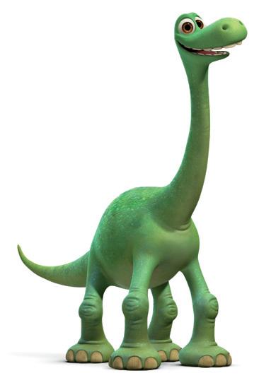 Il viaggio di Arlo - The good dinousaur - Film di animazione Disney Pixar