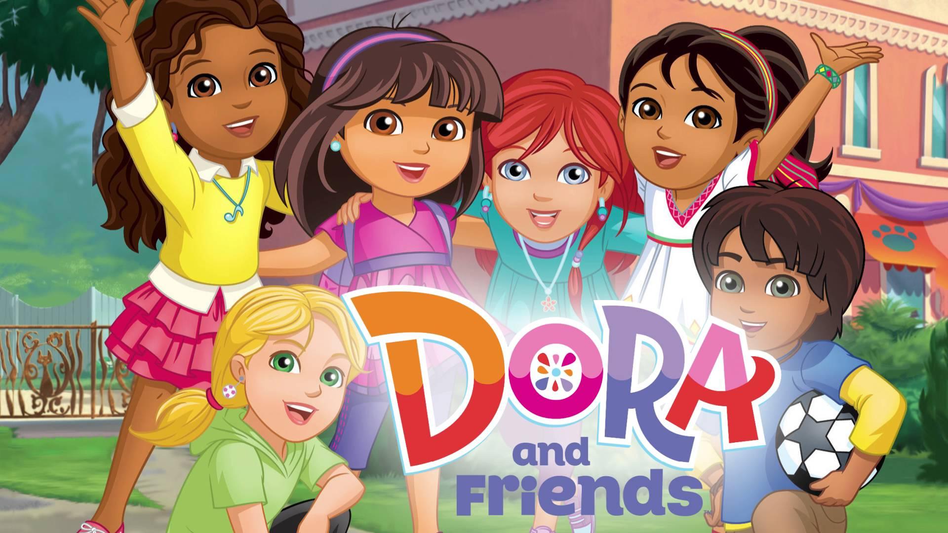 Dora and Friends: in città - Cartoni animati