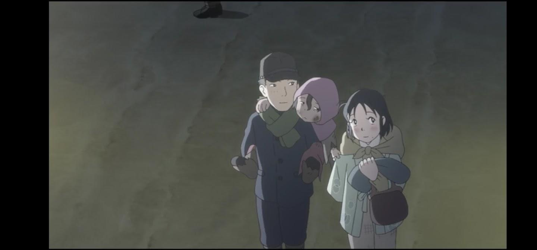 In questo angolo di mondo - Kono sekai no katasumi ni - film di animazione giapponese 2016 - anime -  Bambina adottata