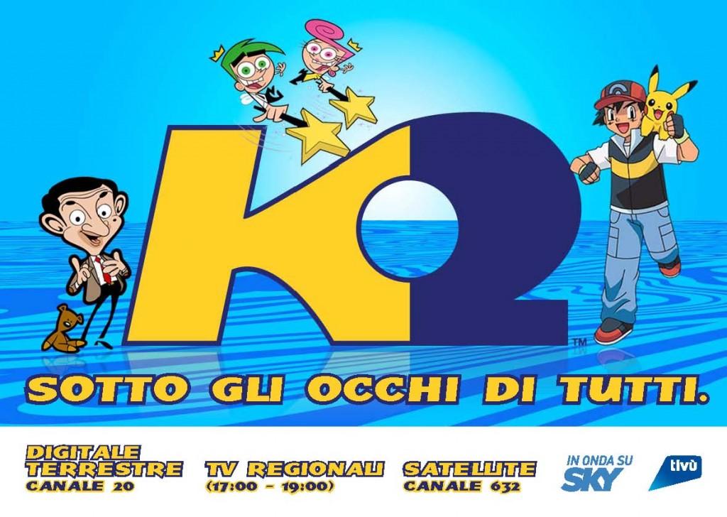 Canali televisivi per bambini k2 cartoni animati canale tv ragazzi digitale terrestre